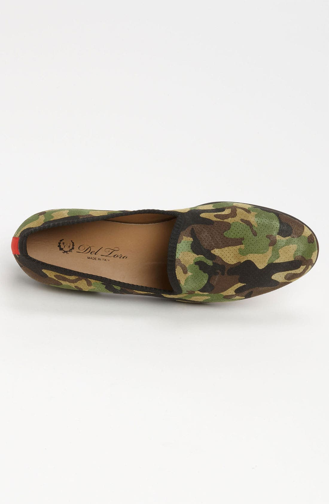 Alternate Image 3  - Del Toro Camo Loafer