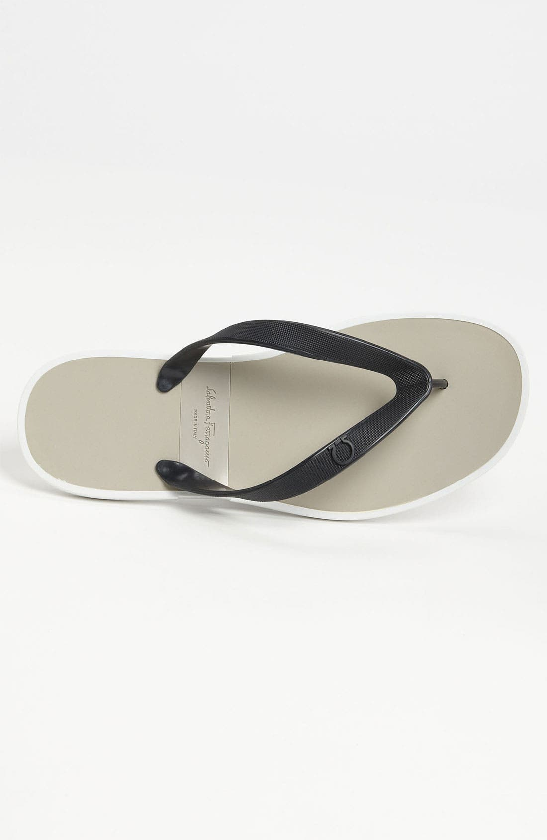 Alternate Image 3  - Salvatore Ferragamo 'Gym' Flip Flop