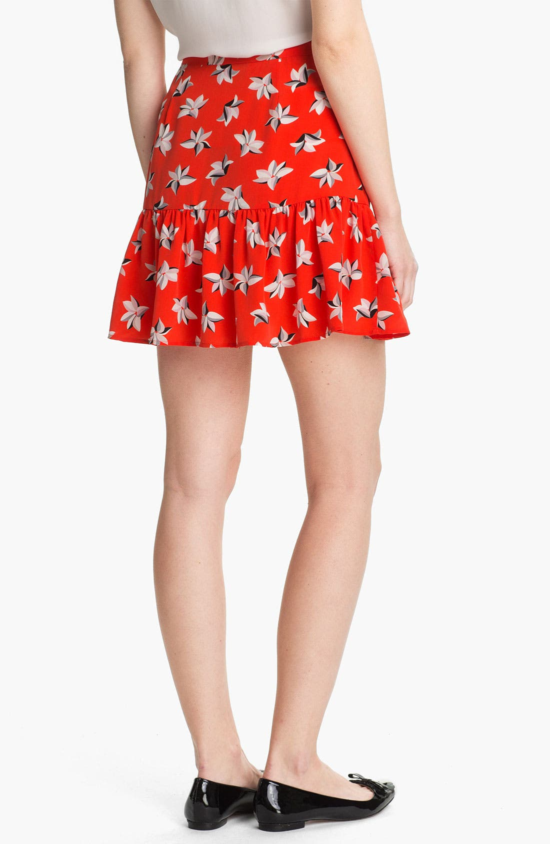 Alternate Image 2  - Joie 'Sisily' Silk Skirt