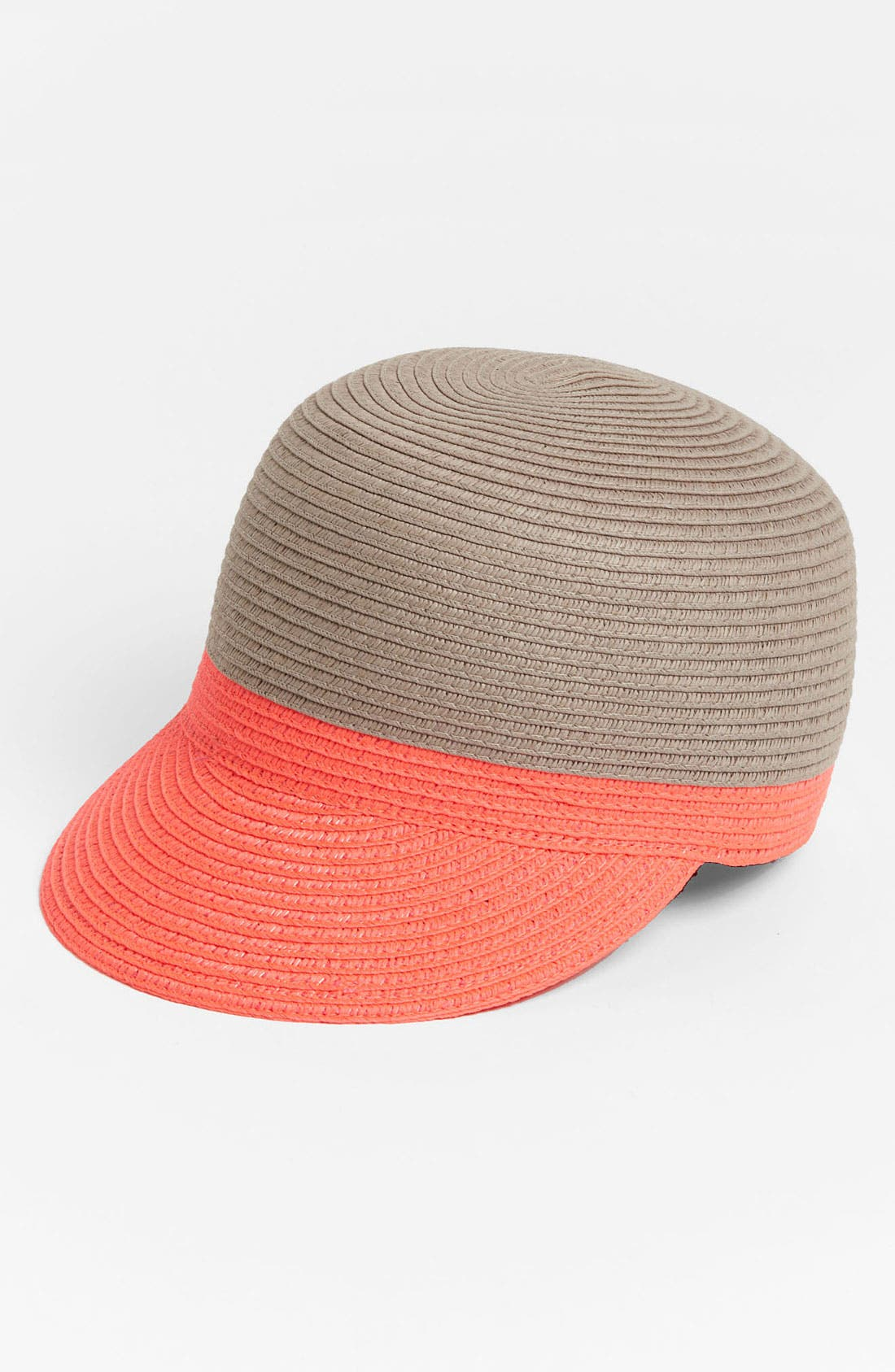 Main Image - Collection XIIX Colorblocked Woven Cap
