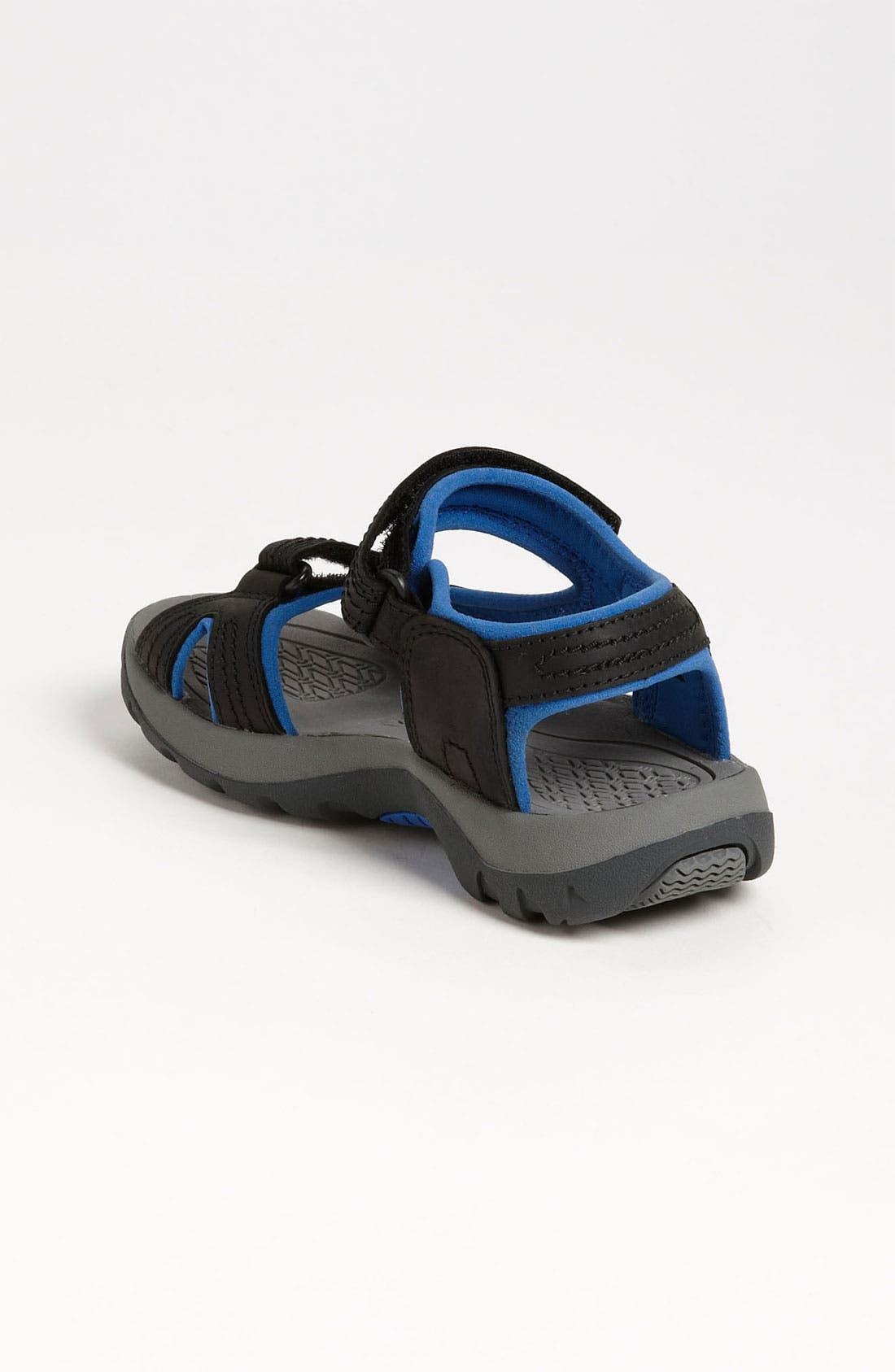 Alternate Image 2  - Keen 'Jura' Leather Sandal (Toddler, Little Kid & Big Kid)