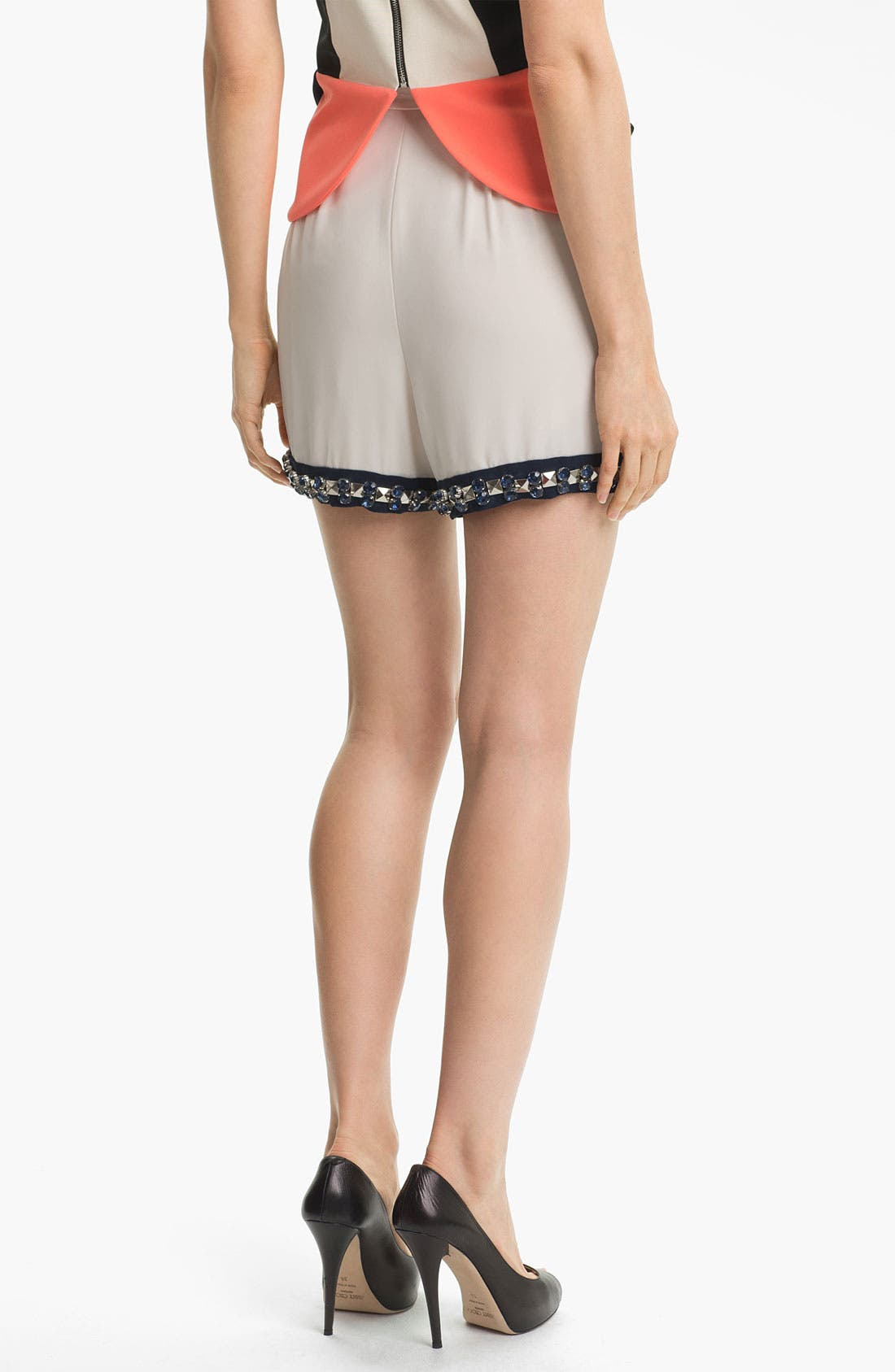 Alternate Image 2  - Diane von Furstenberg 'Atty' Embellished Shorts