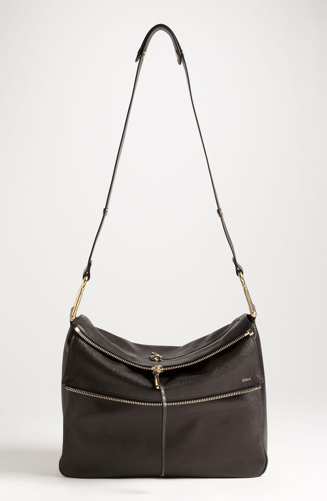 Alternate Image 1 Selected - Chloé 'Vanessa - Medium' Crossbody Bag
