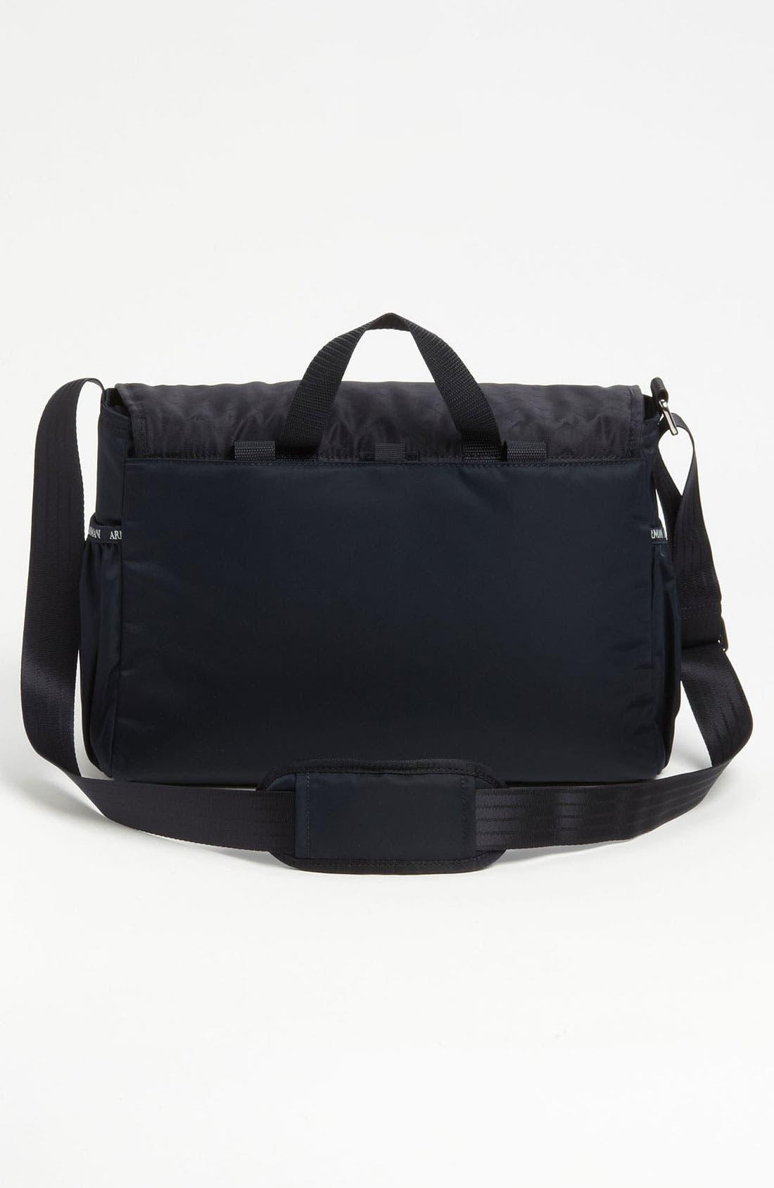 Alternate Image 4  - Armani Junior Diaper Bag