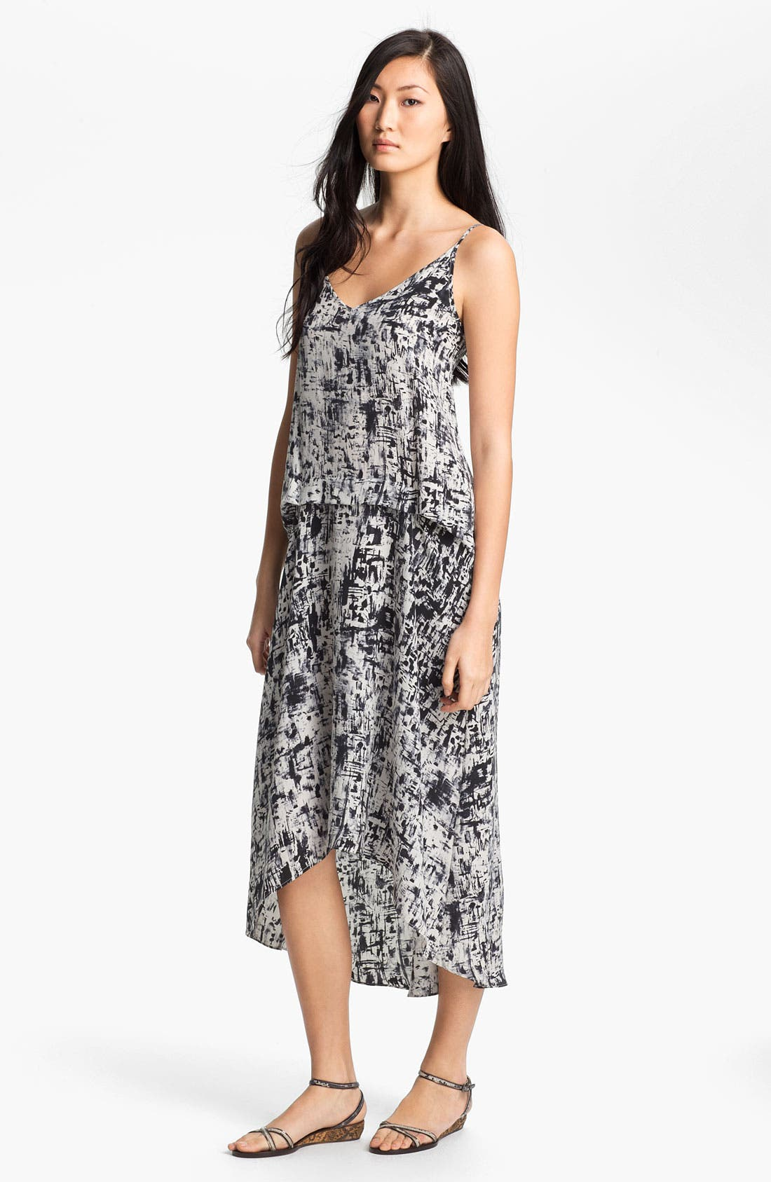 Alternate Image 1 Selected - Gryphon Print Maxi Dress
