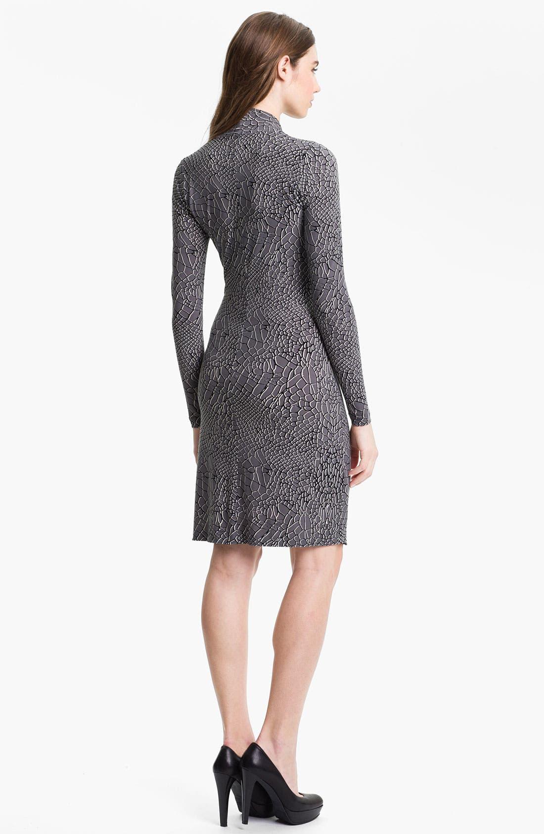 Alternate Image 2  - KAMALIKULTURE Print Sheath Dress