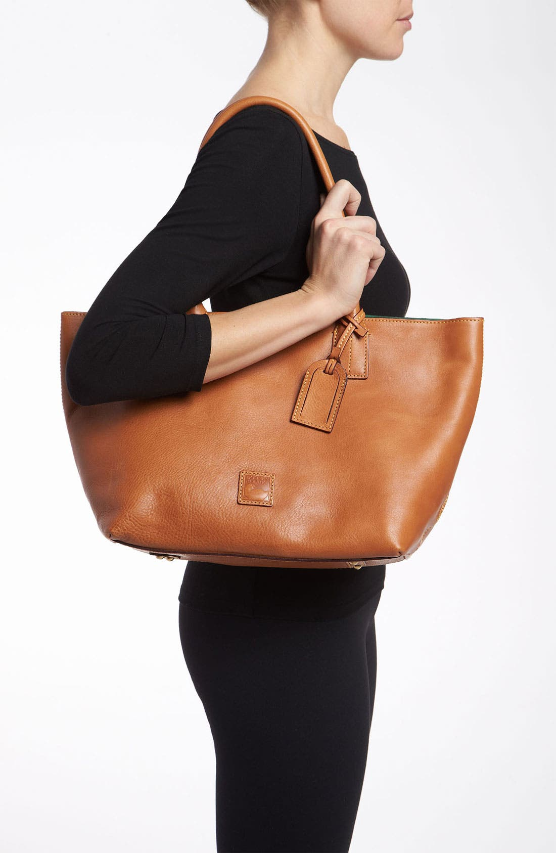 Alternate Image 2  - Dooney & Bourke 'Russel - Small' Leather Tote