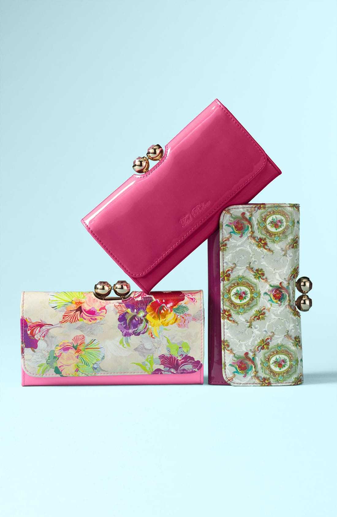 Alternate Image 5  - Ted Baker London 'Crystal Bobble' Matinee Wallet