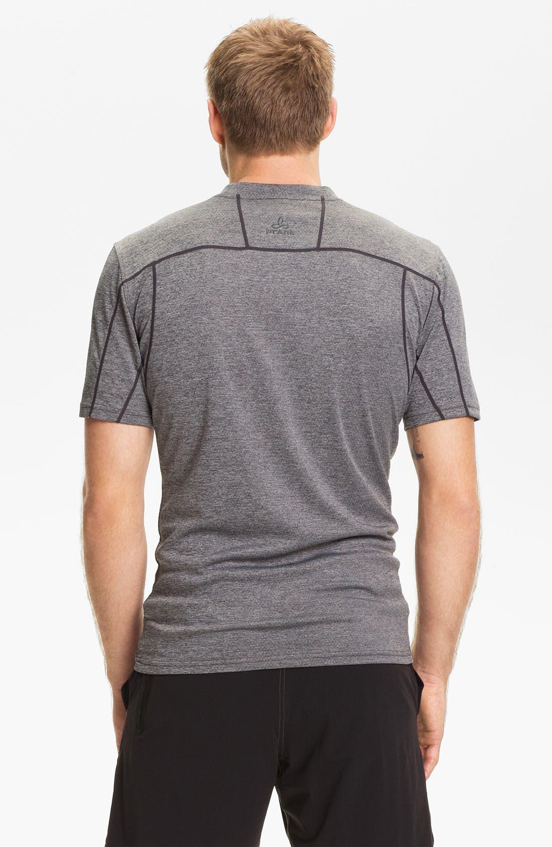 Alternate Image 2  - prAna 'Talon' Crewneck T-Shirt