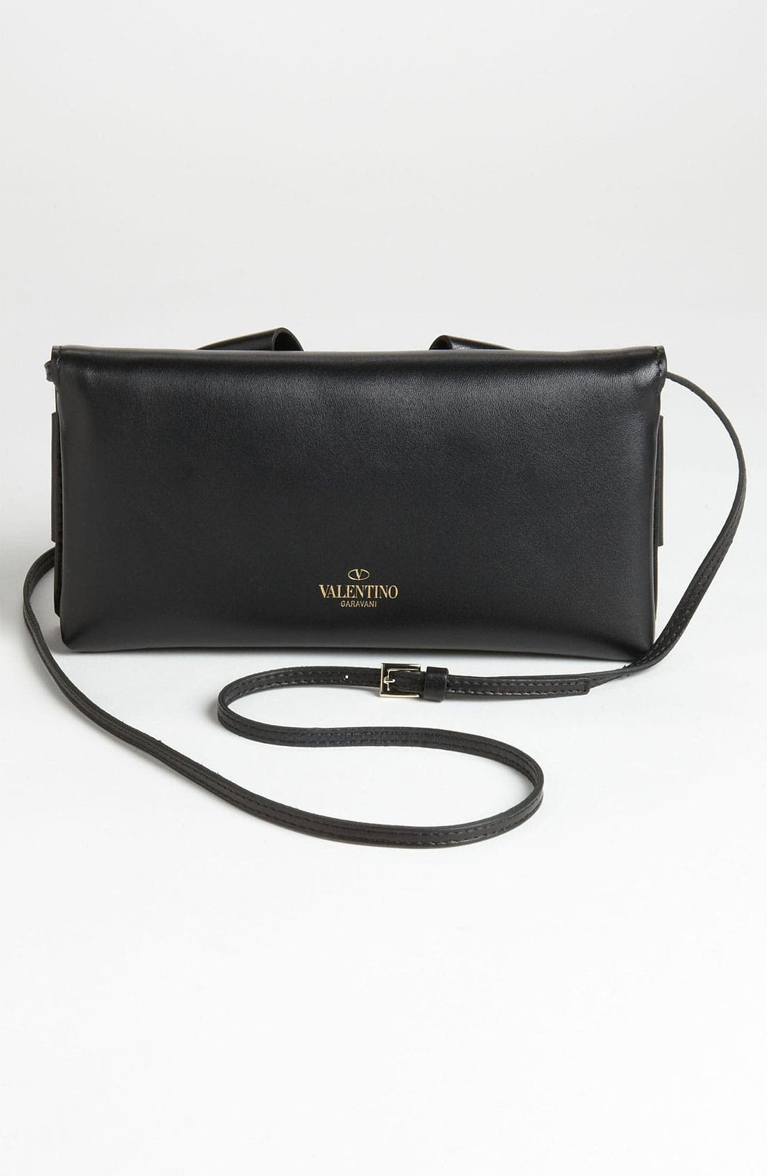 Alternate Image 4  - Valentino 'Bow' Leather Clutch