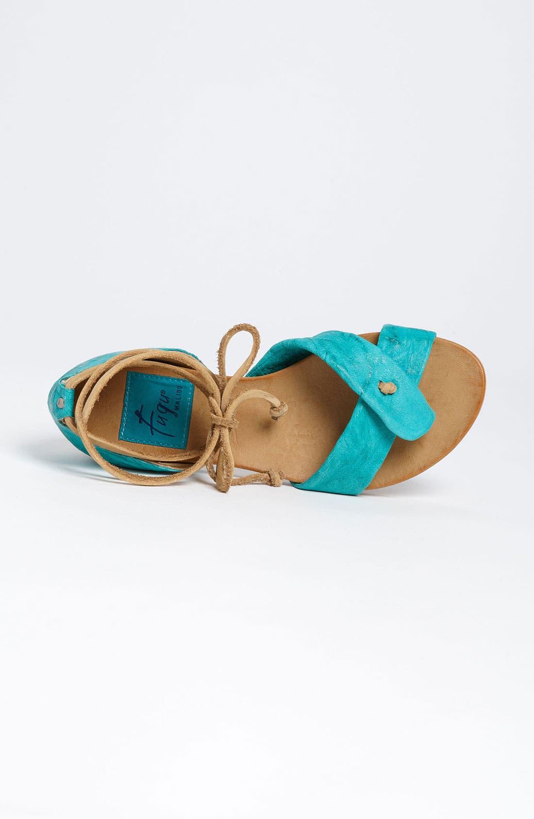 Alternate Image 3  - Fugu Malibu 'Tokay' Sandal