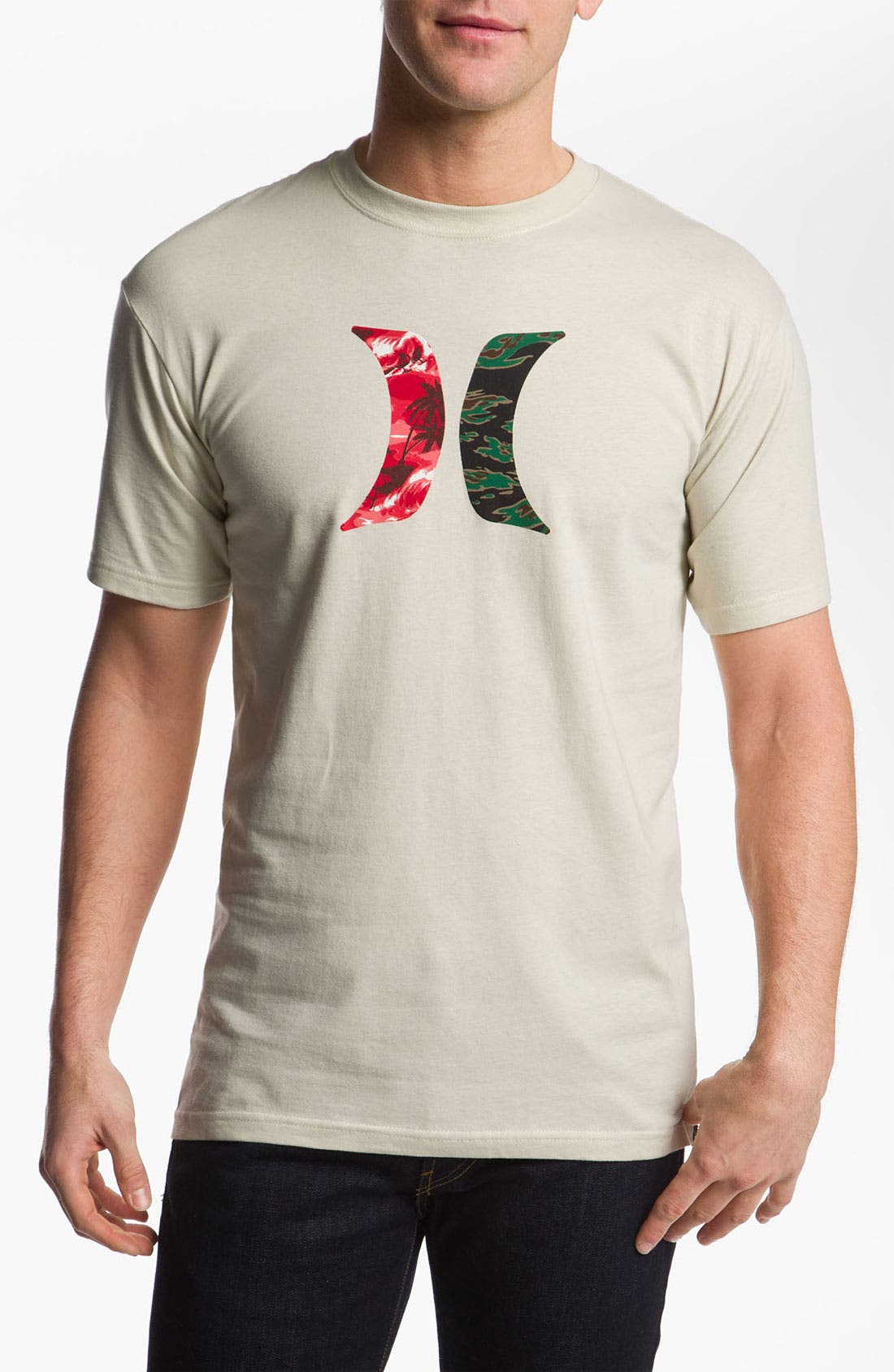 Alternate Image 1 Selected - Hurley 'Icon' T-Shirt