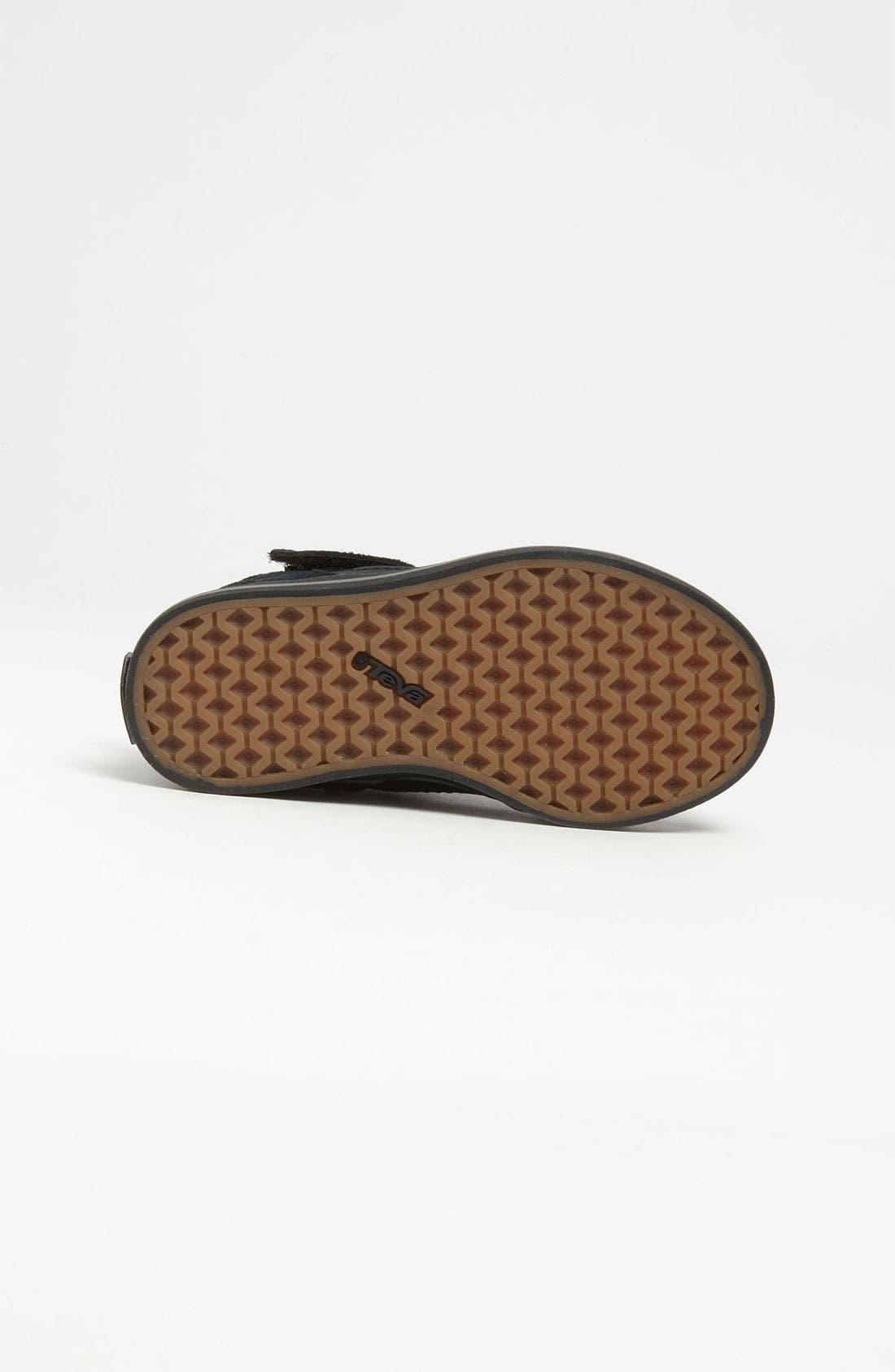 Alternate Image 4  - Teva 'Crank C' Sneaker (Toddler & Little Kid)