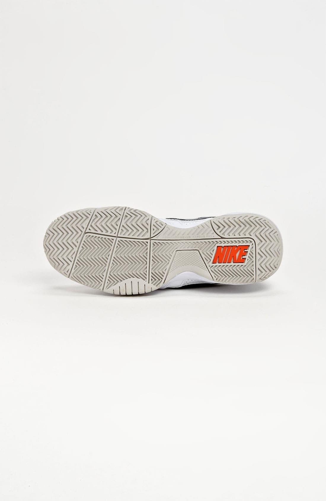 Alternate Image 4  - Nike 'City Court 7' Tennis Shoe (Big Kid)