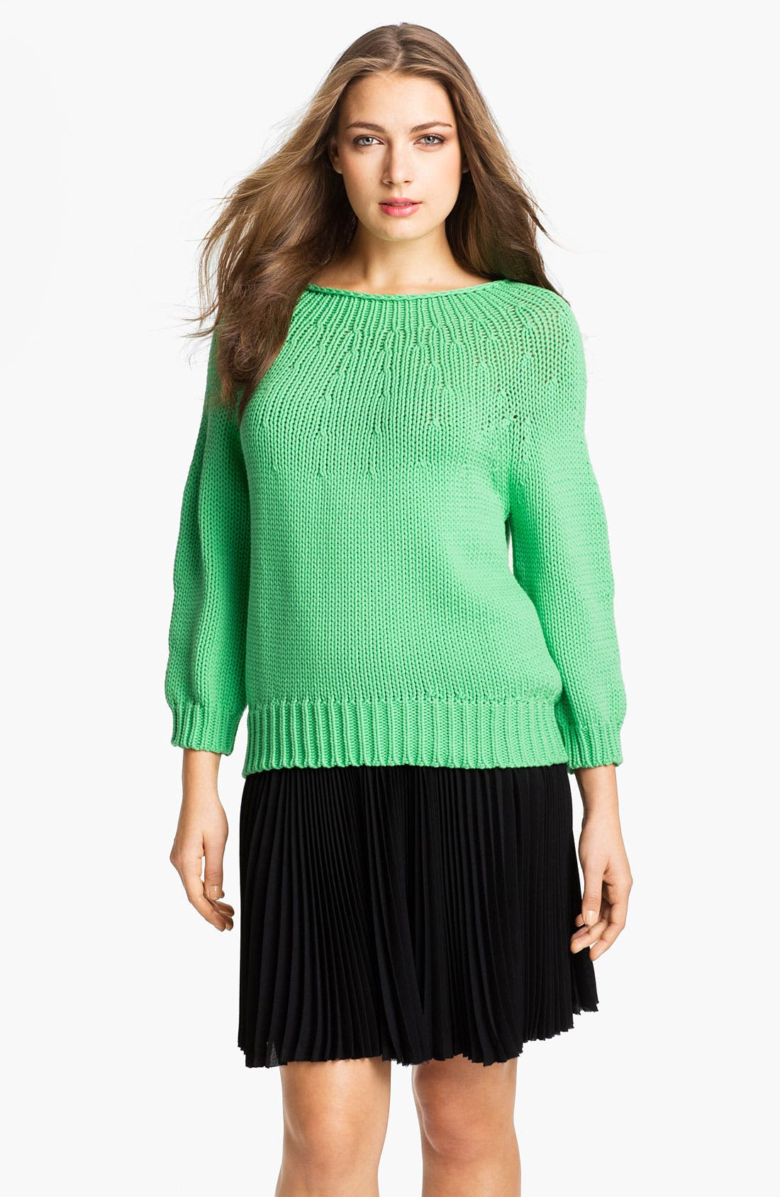 Alternate Image 1 Selected - Diane von Furstenberg 'Averill' Sweater