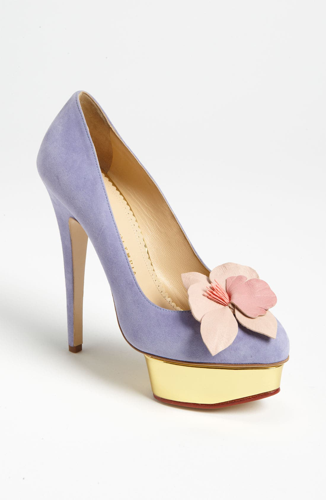 Alternate Image 1 Selected - Charlotte Olympia 'Dolly' Pump
