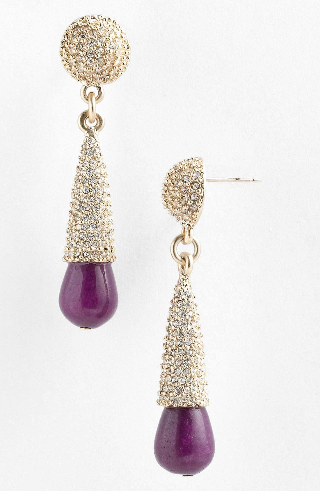 Alternate Image 1 Selected - St. John Collection Drop Earrings