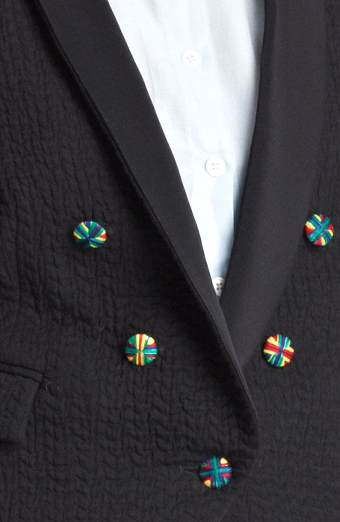 Alternate Image 5  - Band of Outsiders Quilted Blazer