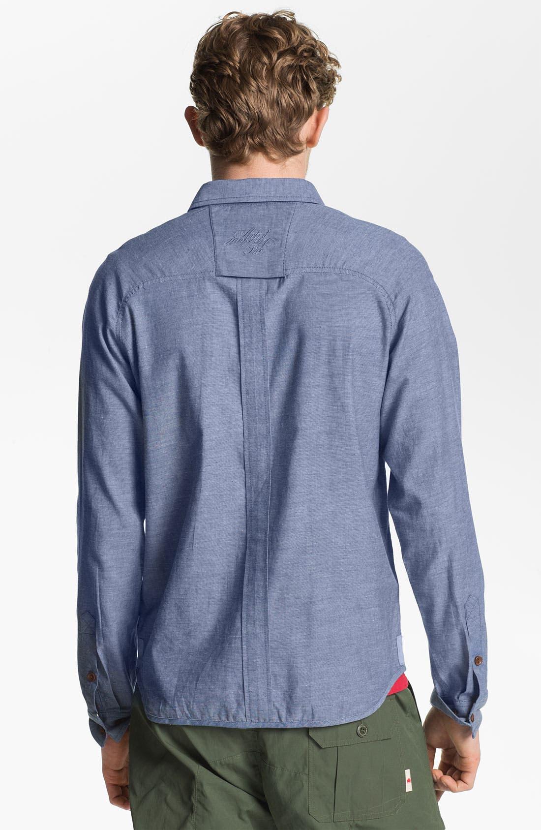 Alternate Image 2  - Marshall Artist Raglan Shirt