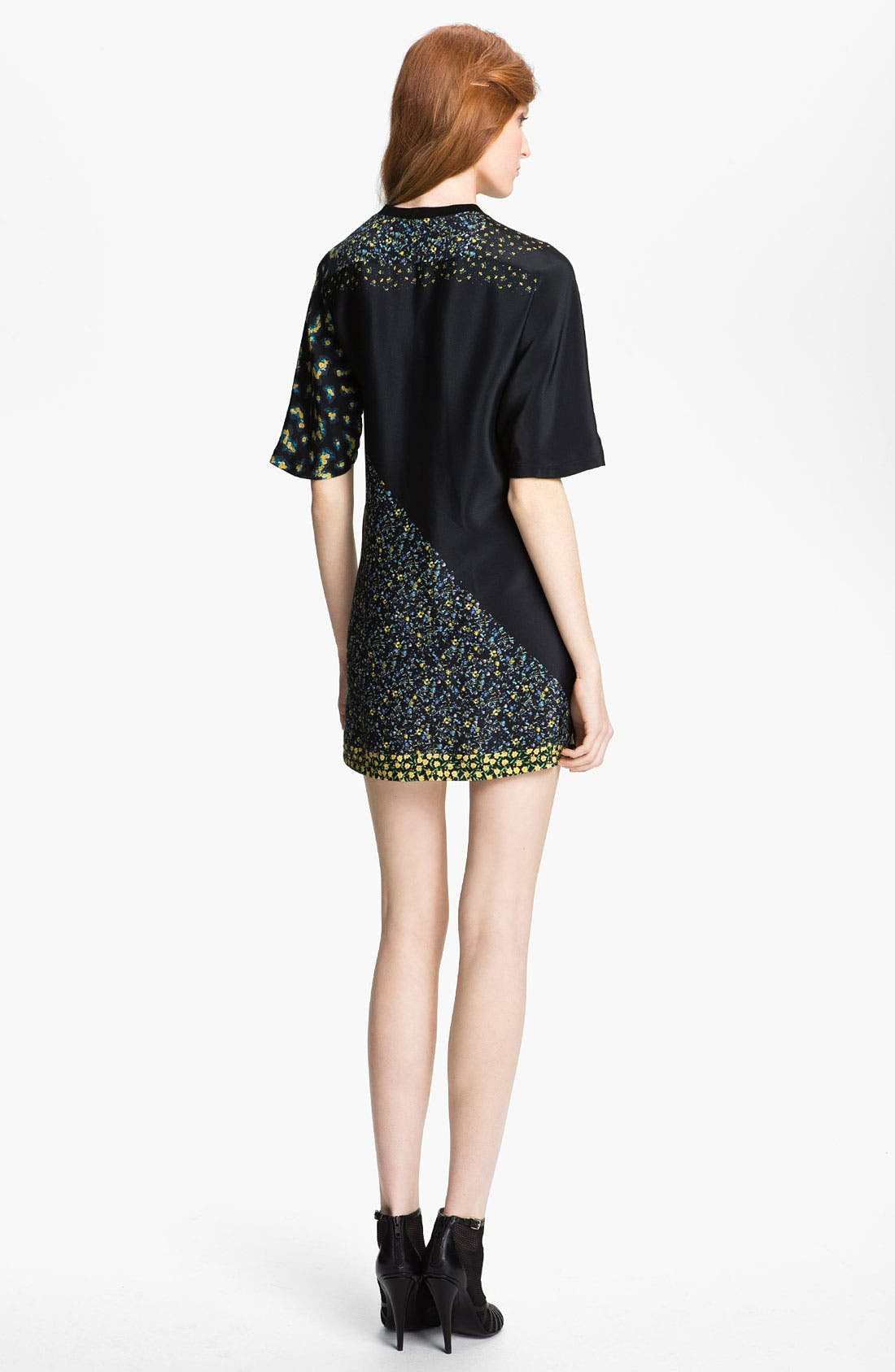 Alternate Image 2  - 3.1 Phillip Lim Silk T-Shirt Dress
