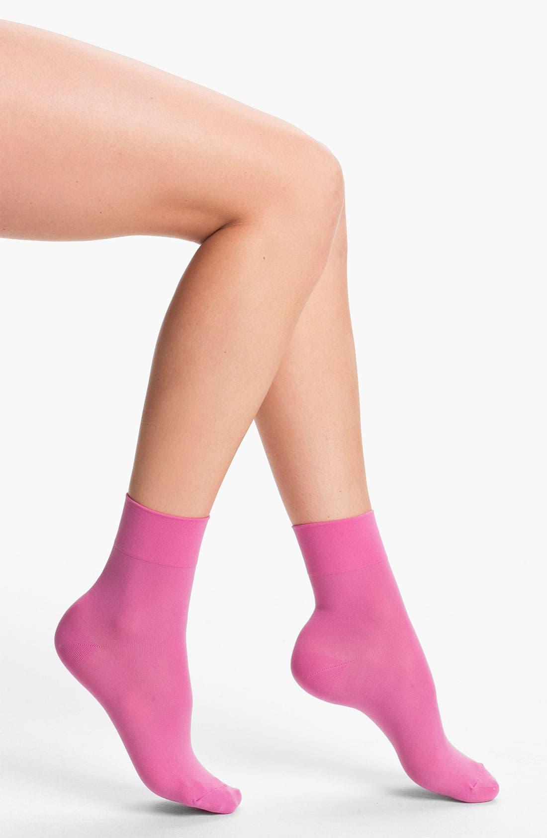 Main Image - Hue Mini Socks