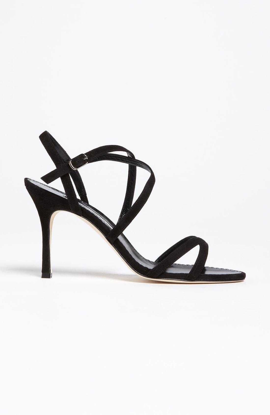 Alternate Image 4  - Manolo Blahnik 'Bayan' Sandal