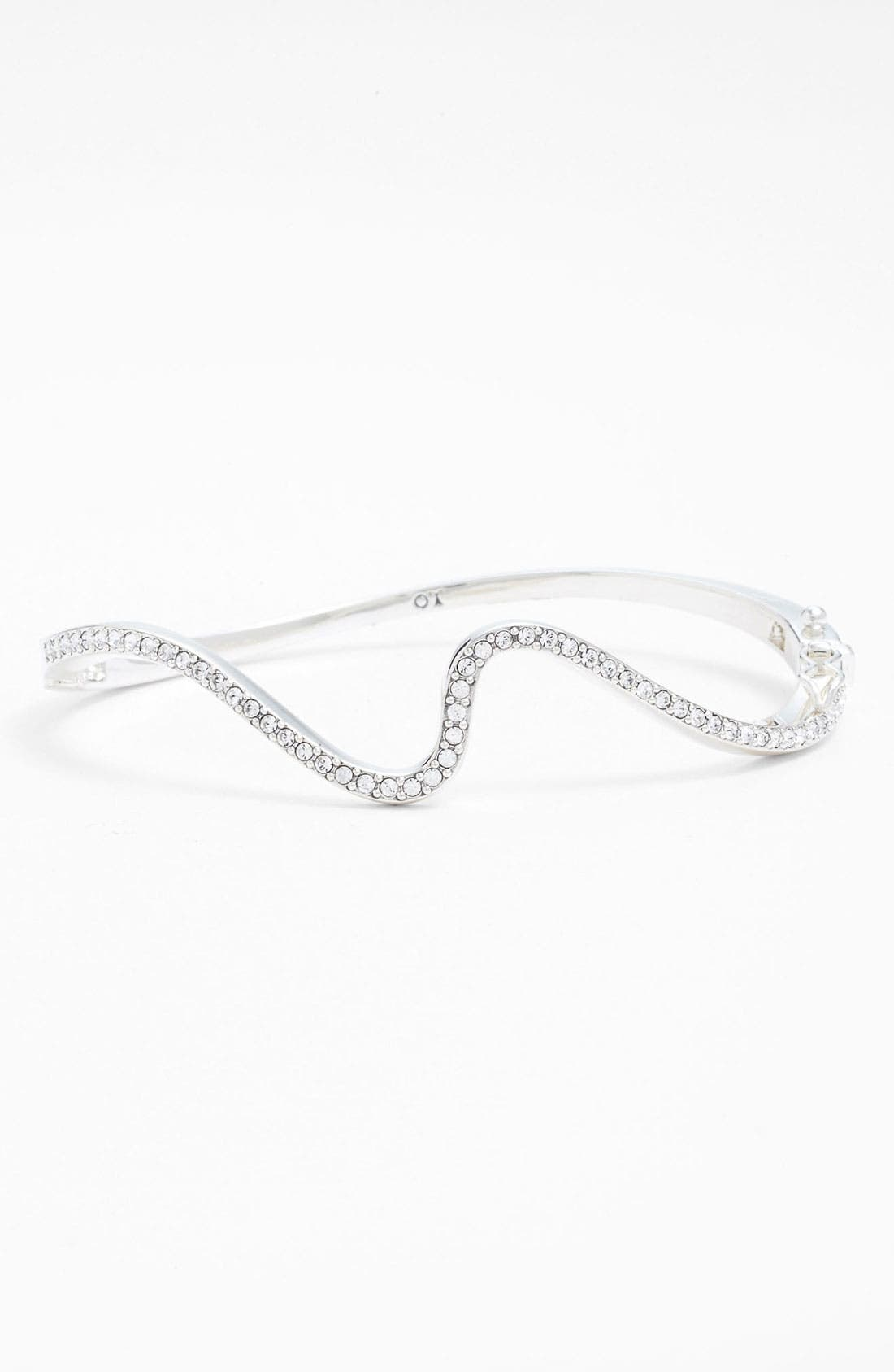 Alternate Image 1 Selected - Judith Jack 'Fluidity' Wavy Bracelet