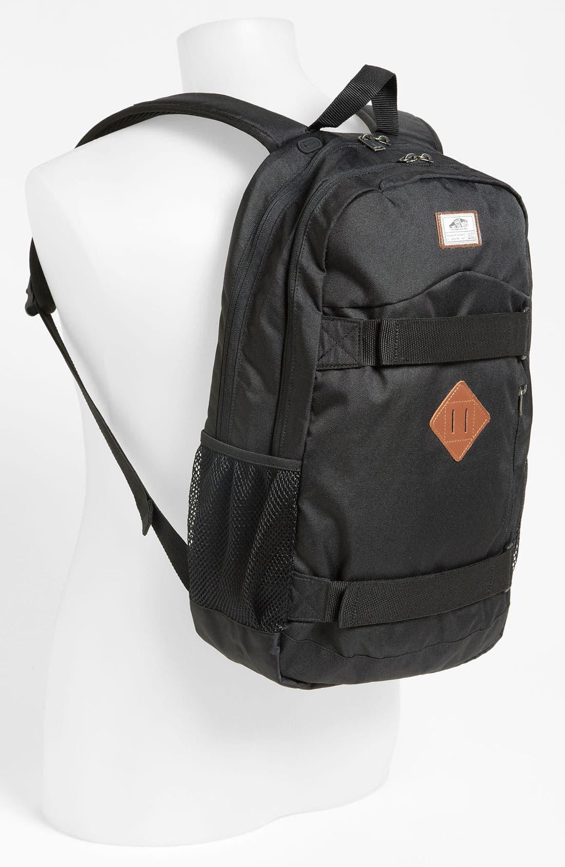 Alternate Image 4  - Vans 'Skatepack' Backpack
