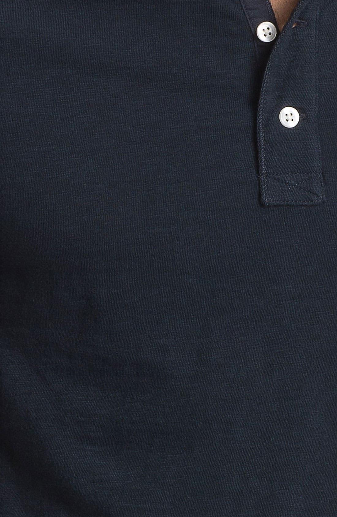 Alternate Image 3  - Vince Slubbed Cotton Henley T-Shirt