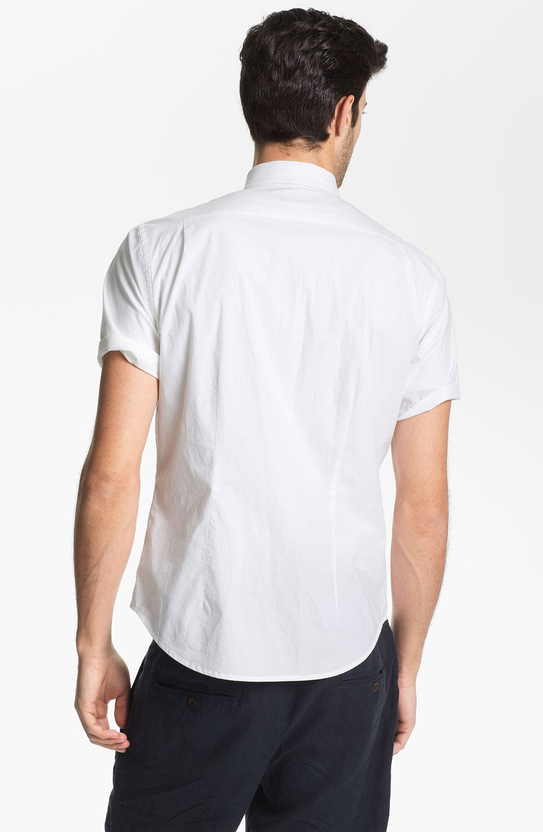 Alternate Image 2  - Vince Regular Fit Sport Shirt