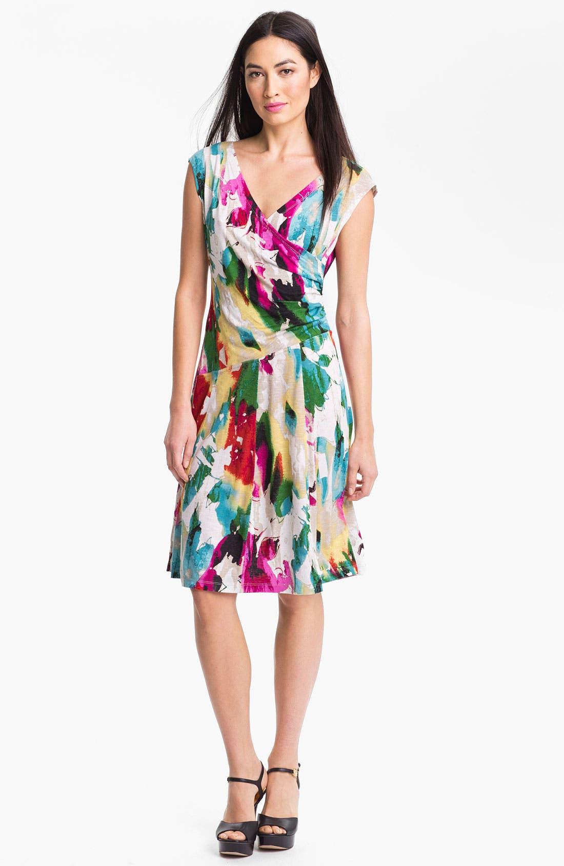 Alternate Image 1  - Nic + Zoe 'Painted Dream' Dress