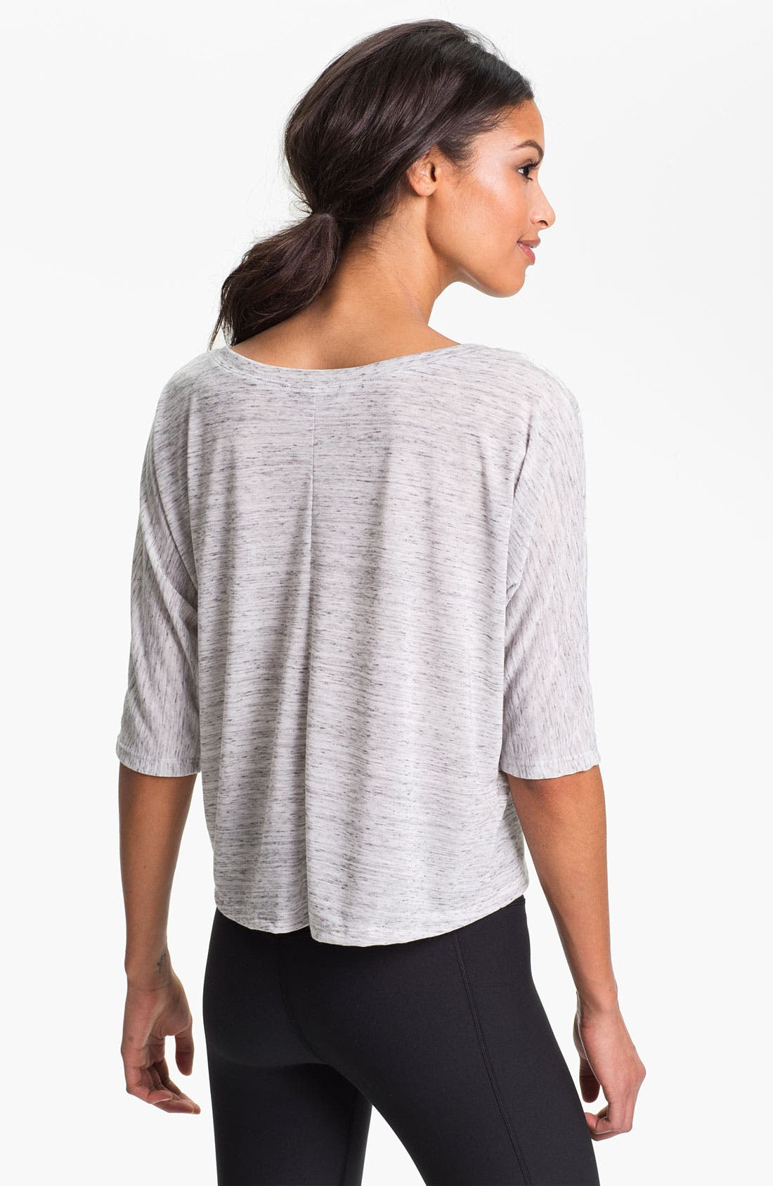 Alternate Image 2  - Alo Dolman Sleeve Top