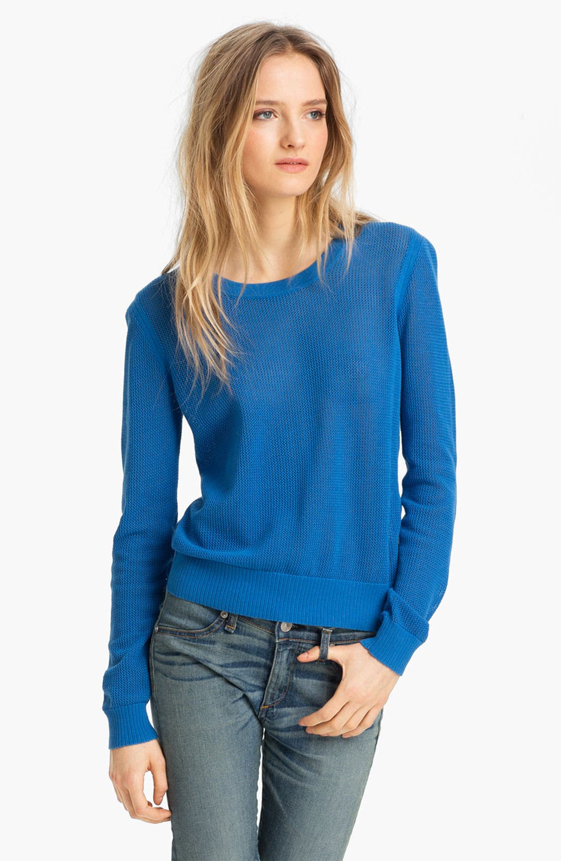 Alternate Image 1 Selected - rag & bone/JEAN 'Katya' Sweater