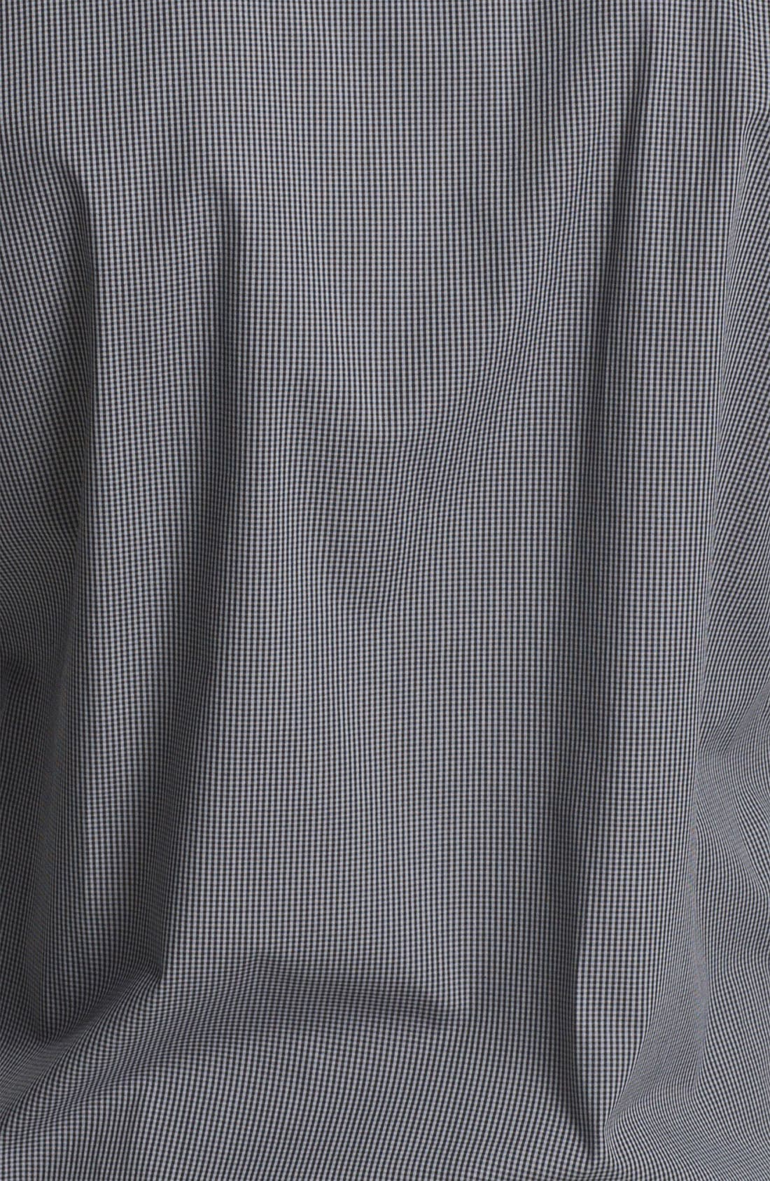 Alternate Image 3  - Theory 'Zack PS. Lorone' Trim Fit Sport Shirt