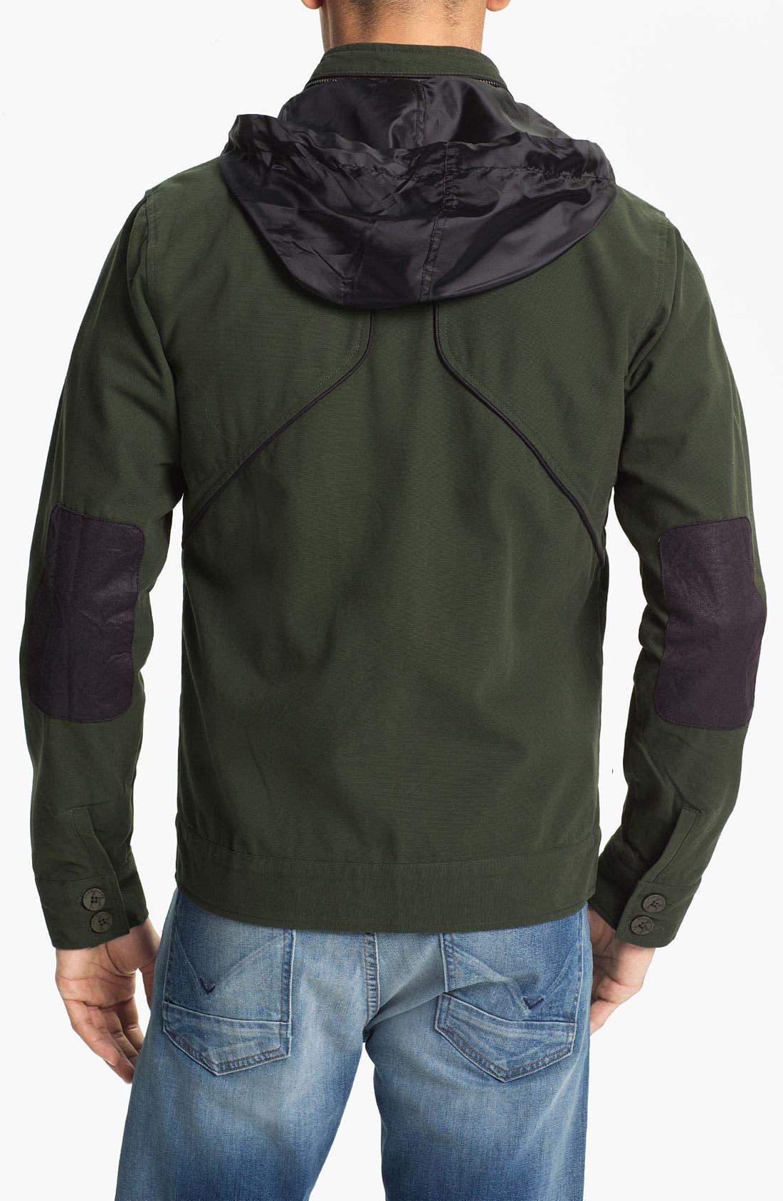 Alternate Image 2  - Kane & Unke Zip Jacket