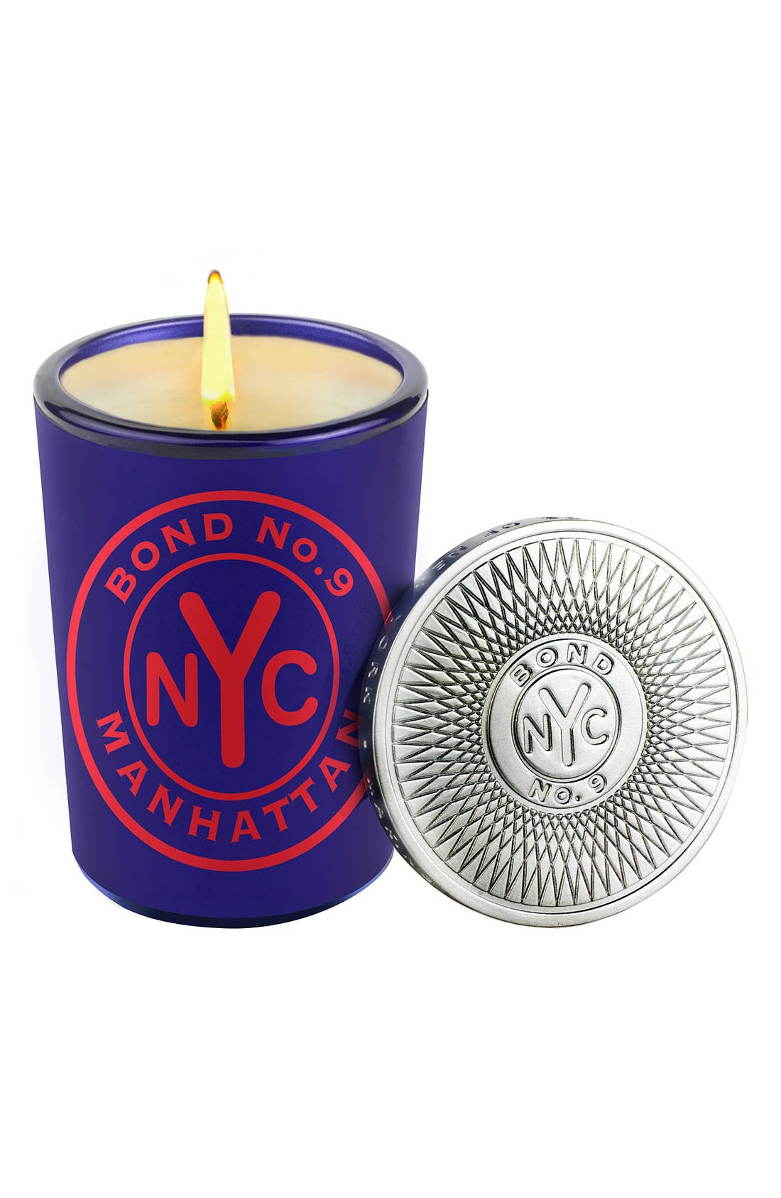 Alternate Image 1 Selected - Bond No. 9 New York 'Manhattan' Candle