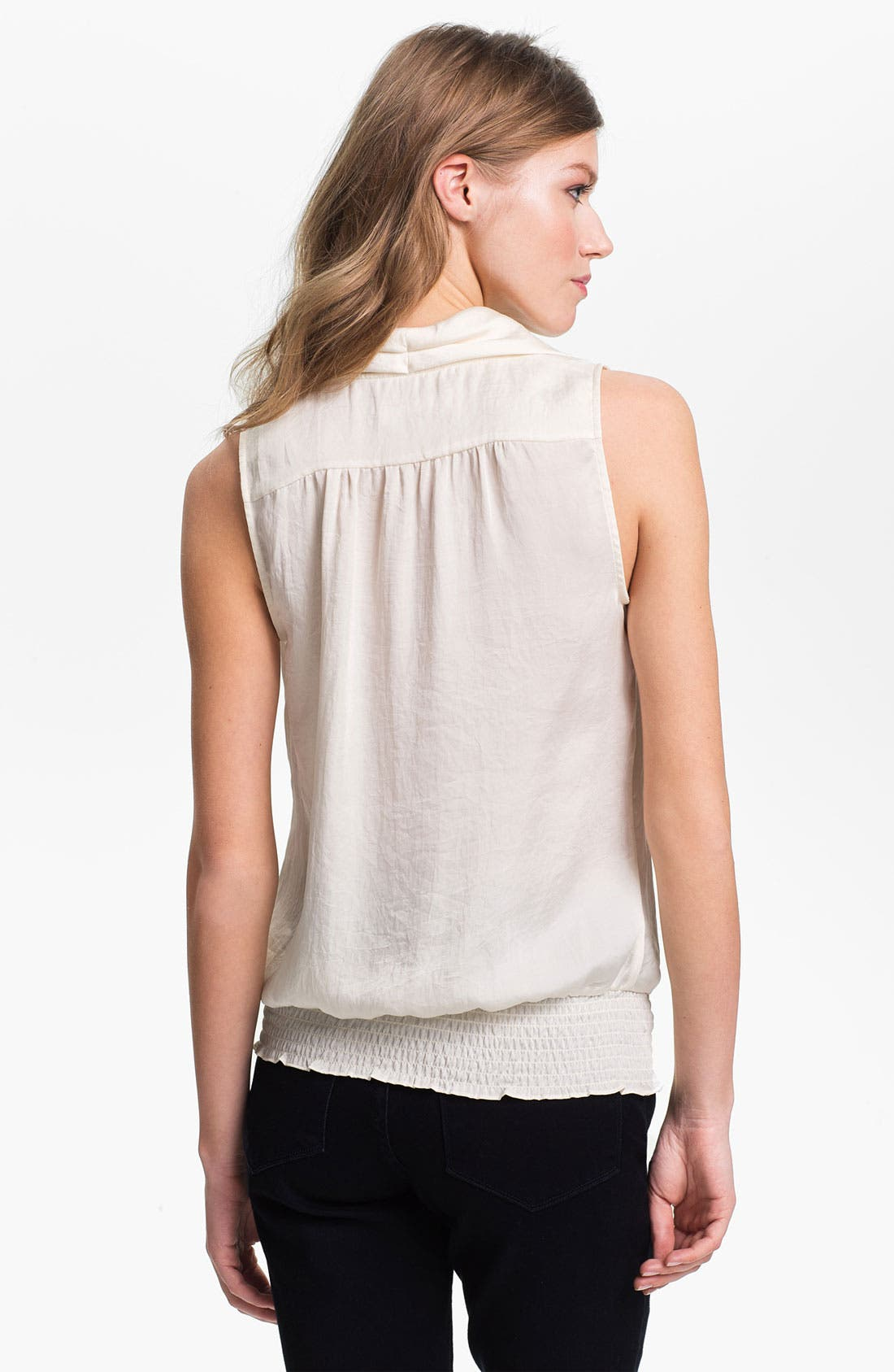 Alternate Image 2  - MICHAEL Michael Kors Cowl Neck Sleeveless Blouse