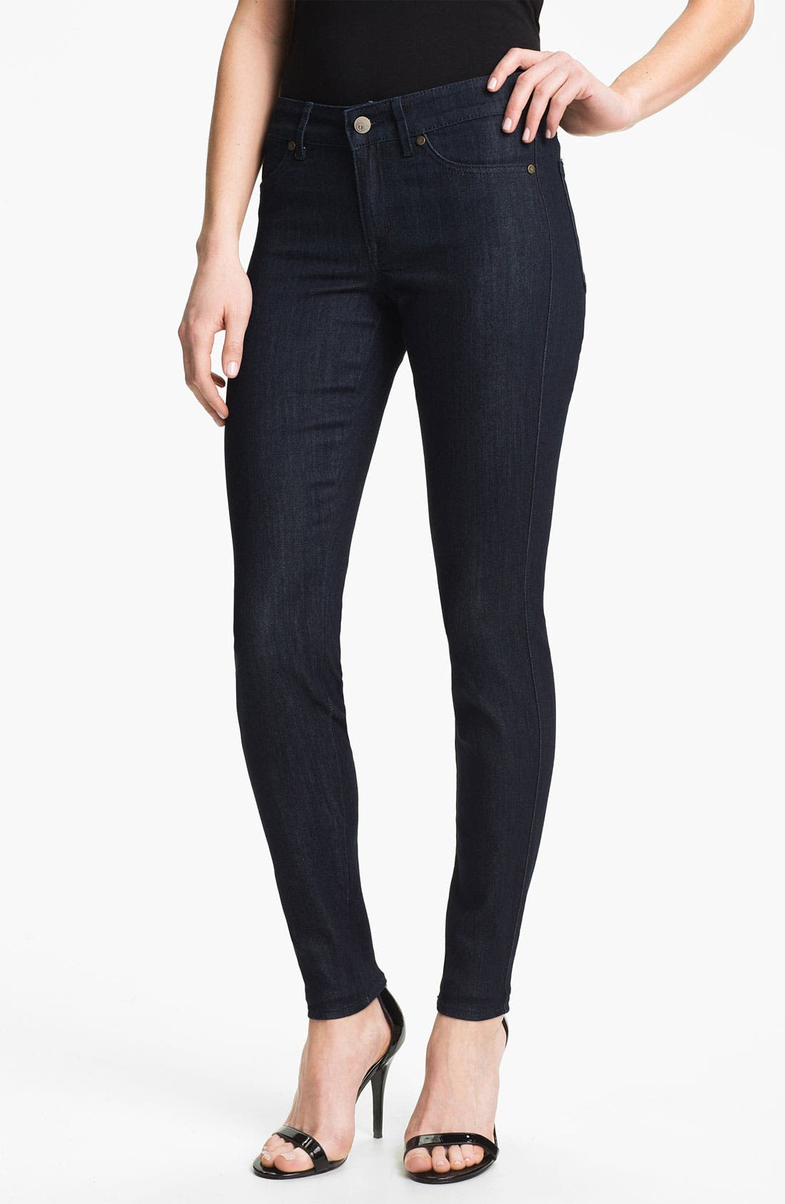 Alternate Image 1 Selected - CJ by Cookie Johnson 'Joy' Stretch Skinny Jeans