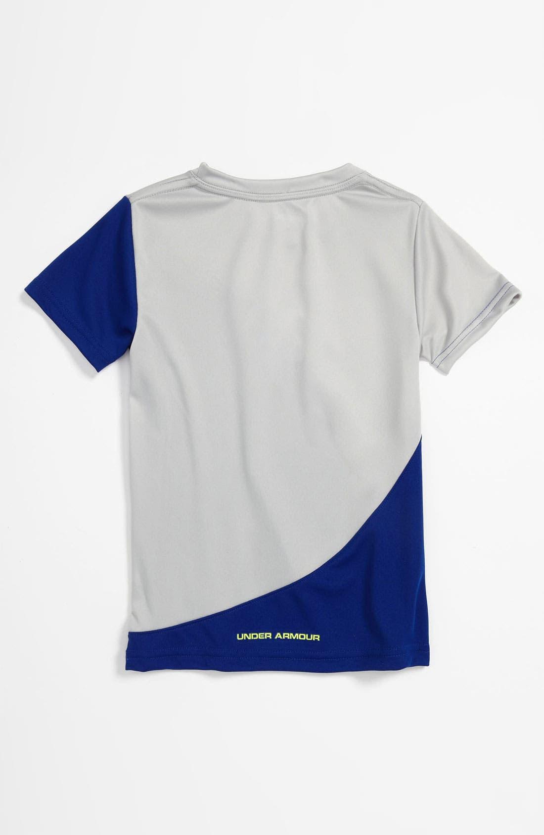Alternate Image 2  - Under Armour T-Shirt (Toddler)