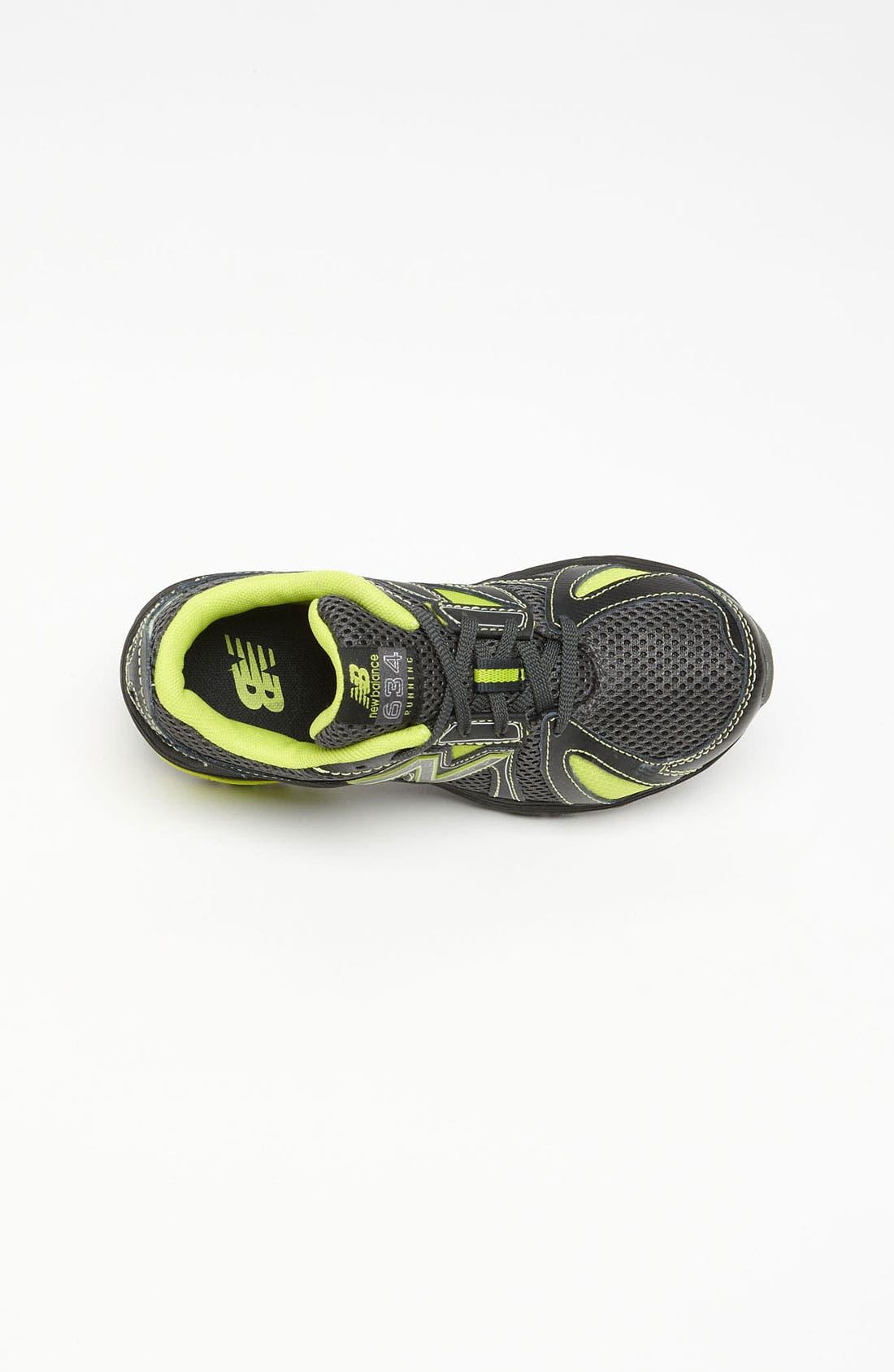 Alternate Image 3  - New Balance '634' Running Shoe (Toddler, Little Kid & Big Kid)