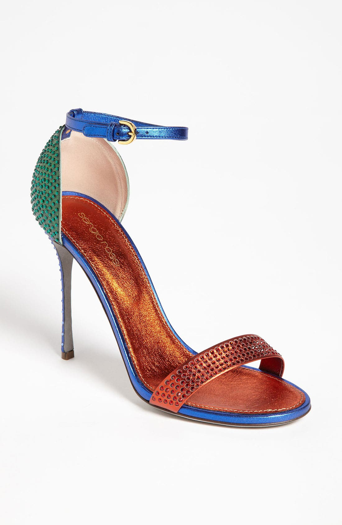 Alternate Image 1 Selected - Sergio Rossi Ankle Strap Sandal
