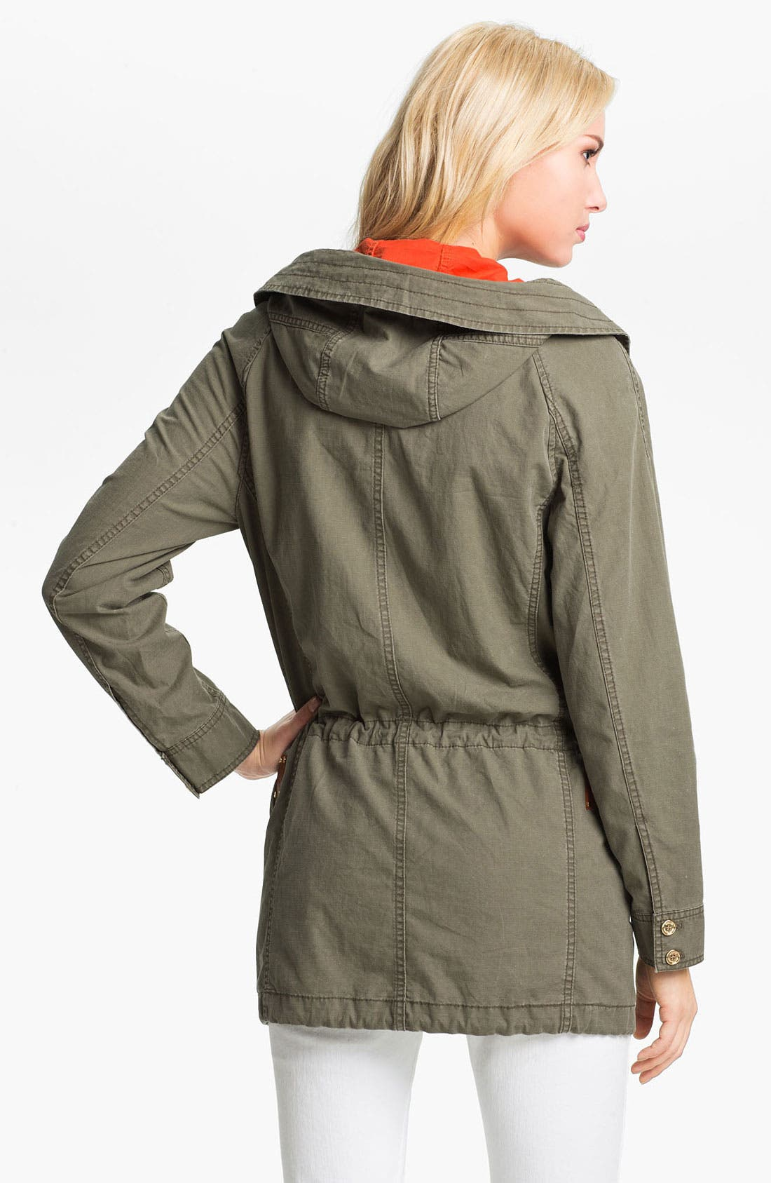 Alternate Image 2  - MICHAEL Michael Kors Anorak