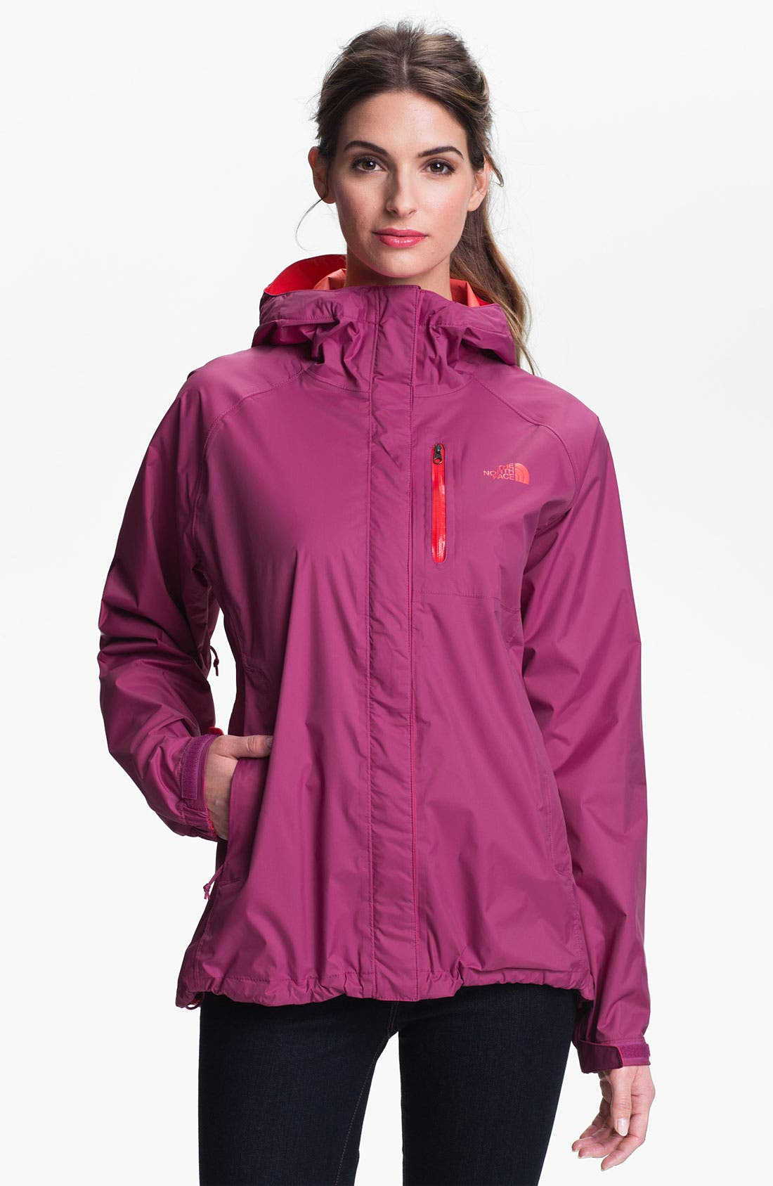 Alternate Image 1 Selected - The North Face 'Super Venture' Rain Jacket