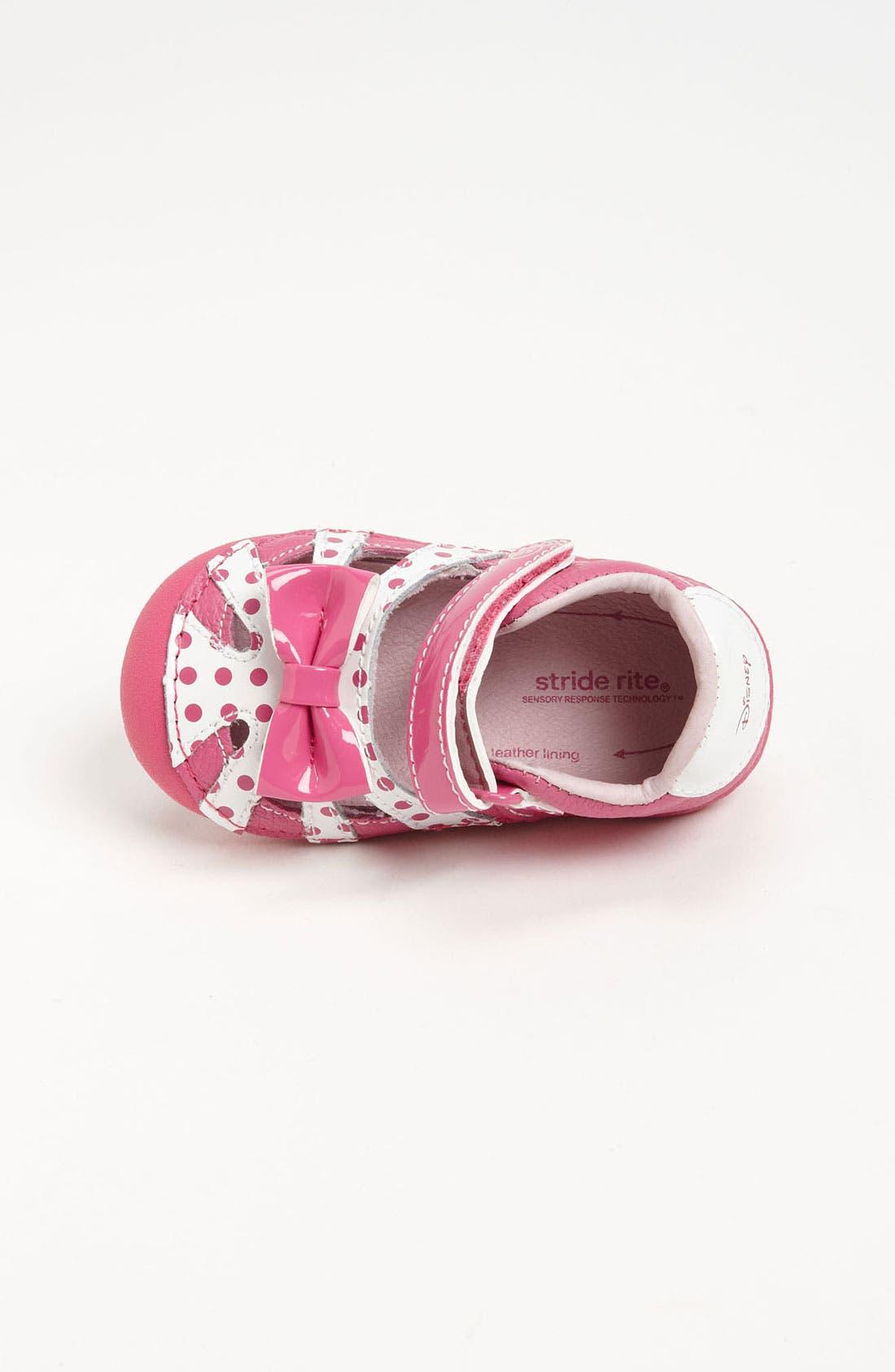 Alternate Image 3  - Stride Rite 'Minnie' Sandal (Baby & Walker)