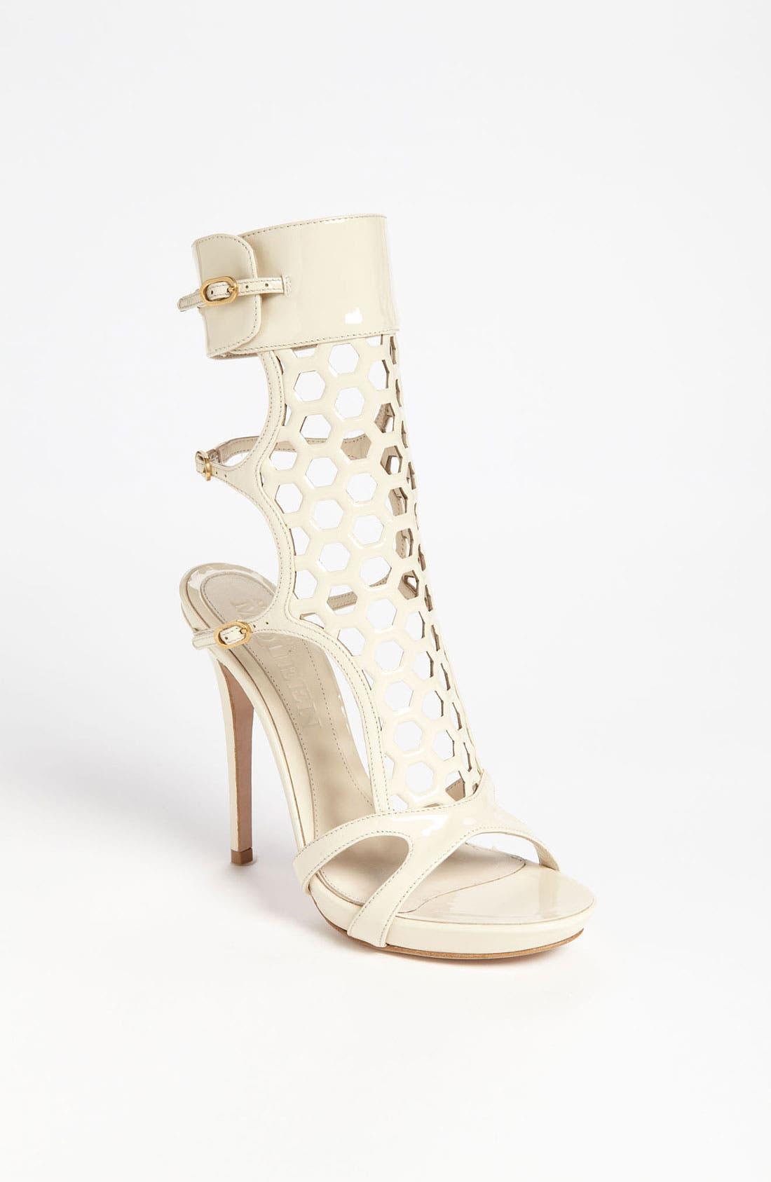 Main Image - Alexander McQueen 'Shield' Sandal