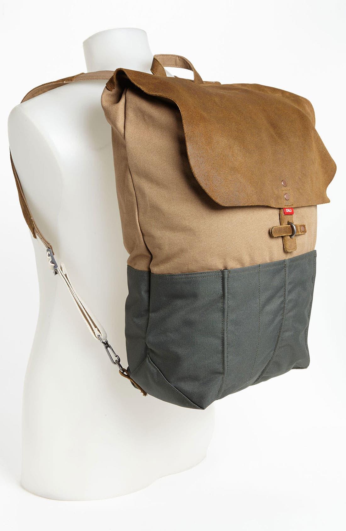 Alternate Image 4  - Vans 'Goleta' Backpack