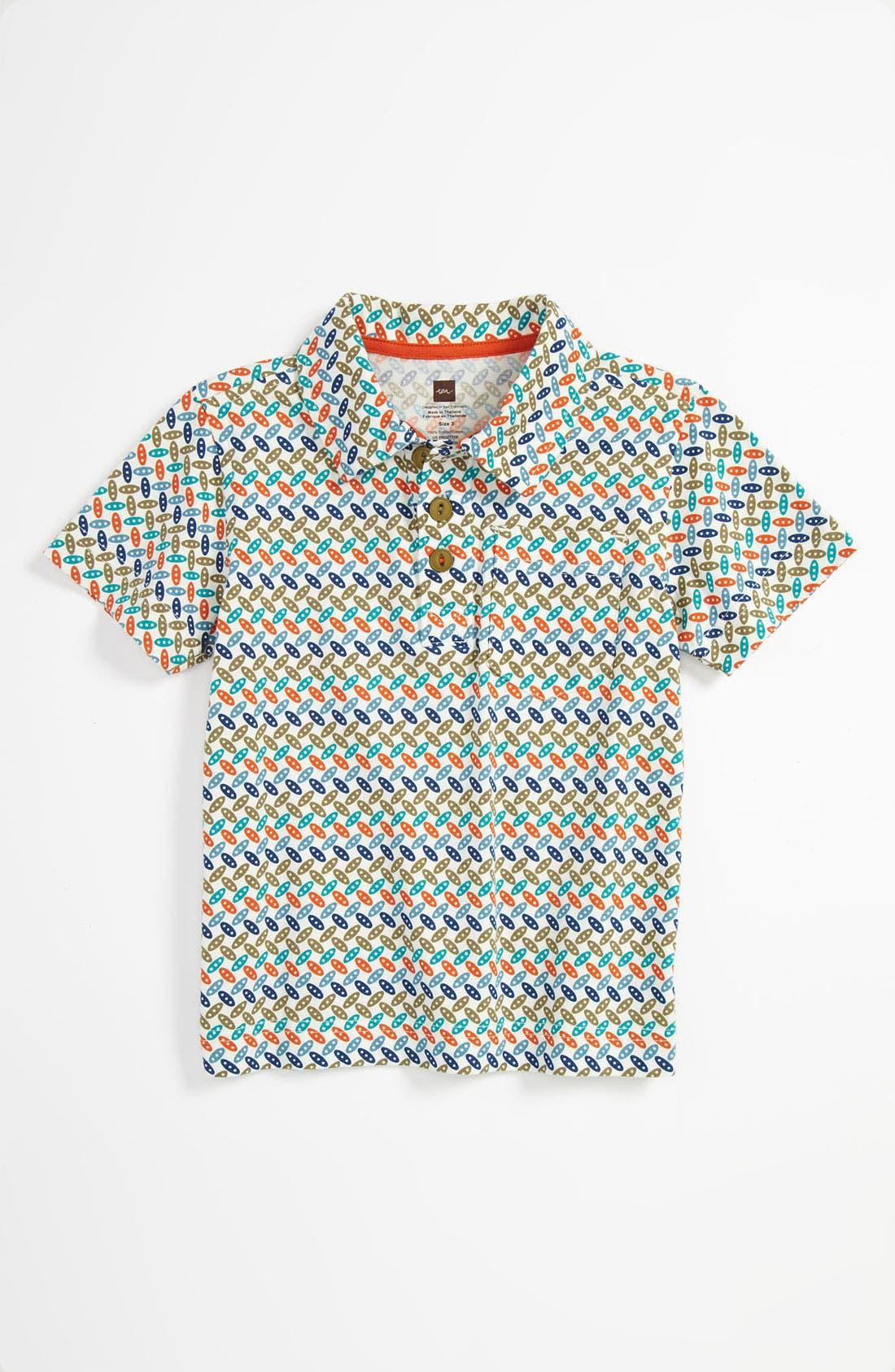 Main Image - Tea Collection Print Shirt (Baby)