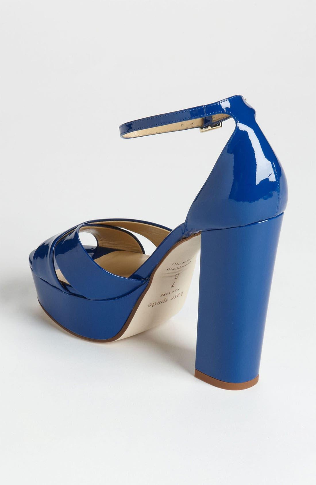 Alternate Image 2  - kate spade new york 'isis' sandal