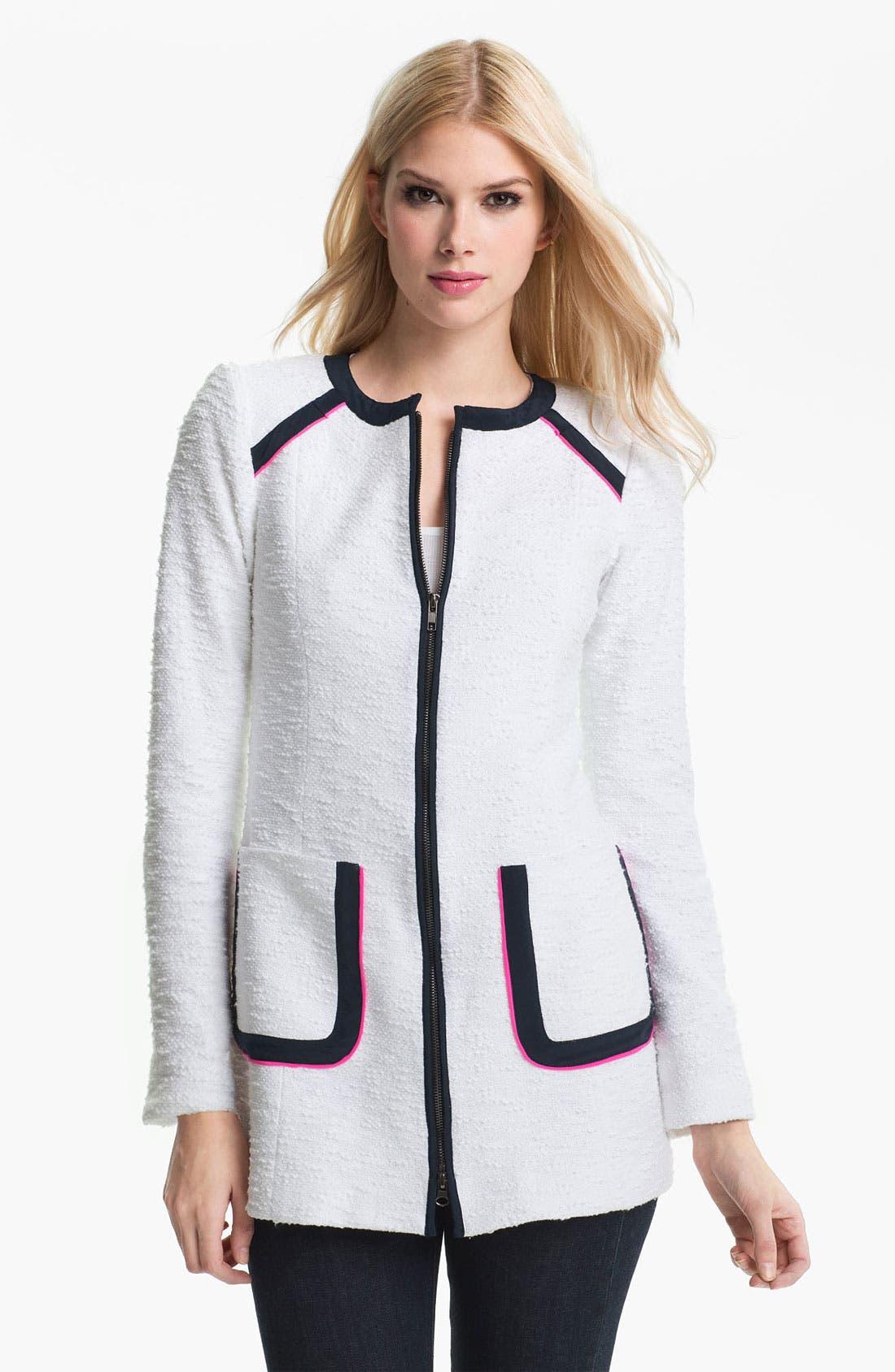 Alternate Image 1 Selected - Nanette Lepore 'Gallerist' Coat