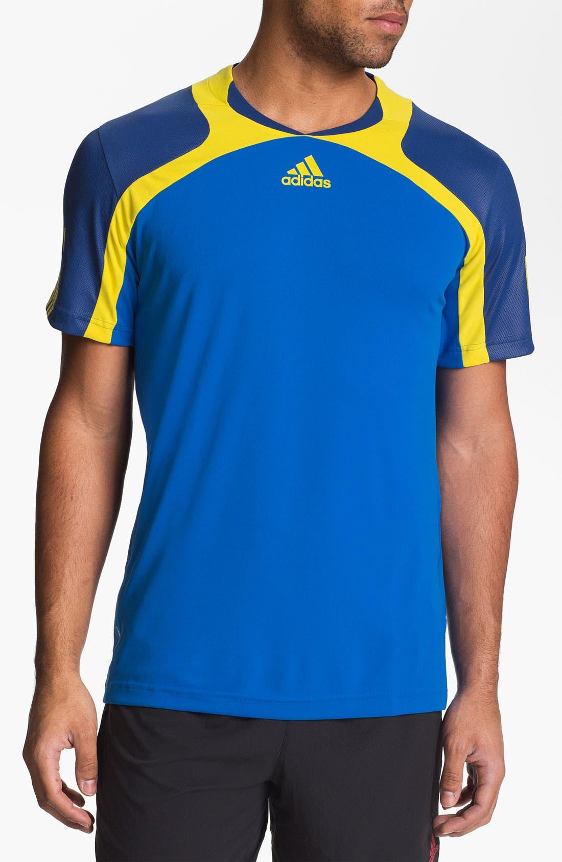 Alternate Image 1 Selected - adidas 'Barricade' T-Shirt